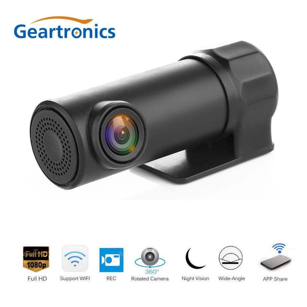 1080P oculta Cámara WIFI DVR Dash Cam videocámara grabadora de visión nocturna CAM QI C Dropshipping. Exclusivo. Grabadora