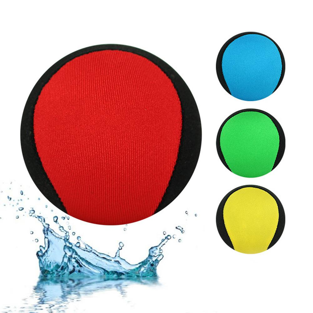 Crianças adulto piscina jogar bola salta no jogo de água 5.5cm água saltando bola para piscina lago beira-mar