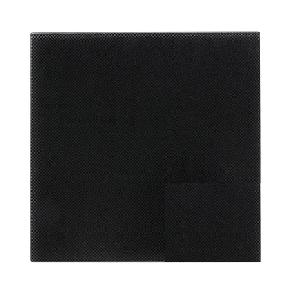 Plataforma de calor Ultrabase de 220x220x6mm, superficie calefactable, placa de cristal integrada para Anycubic a6, a8, MK2, MK3, piezas de impresora 3d
