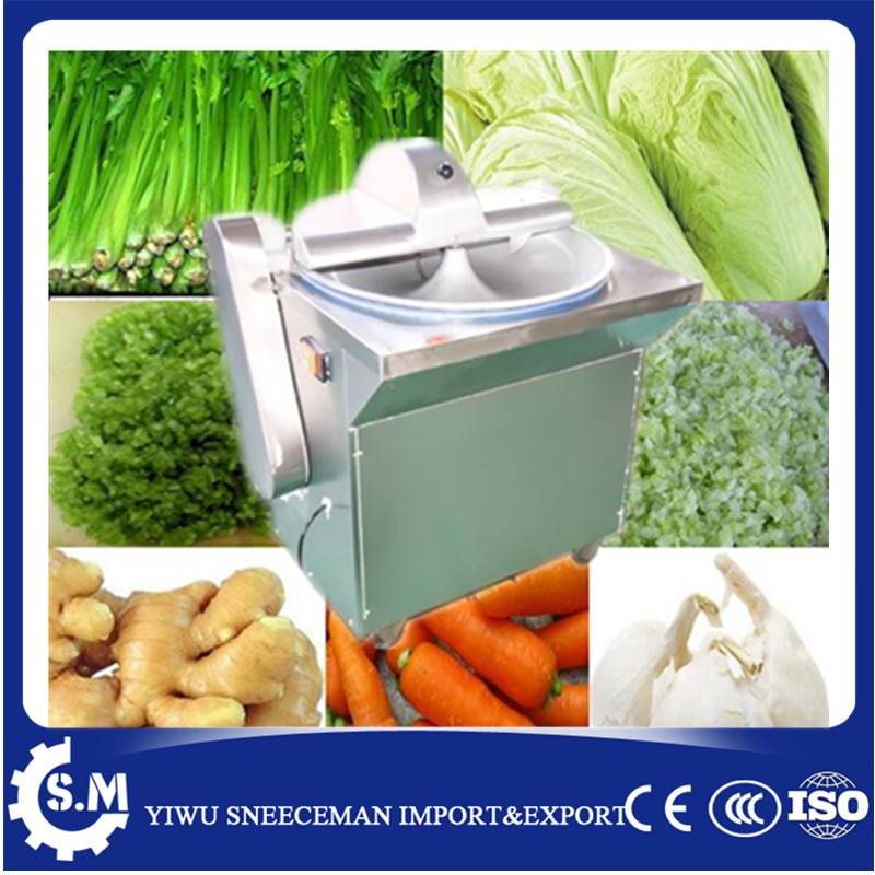 500 kg/h trituradora de vegetales comercial máquina eléctrica de relleno de vegetales máquina de corte de lavabo