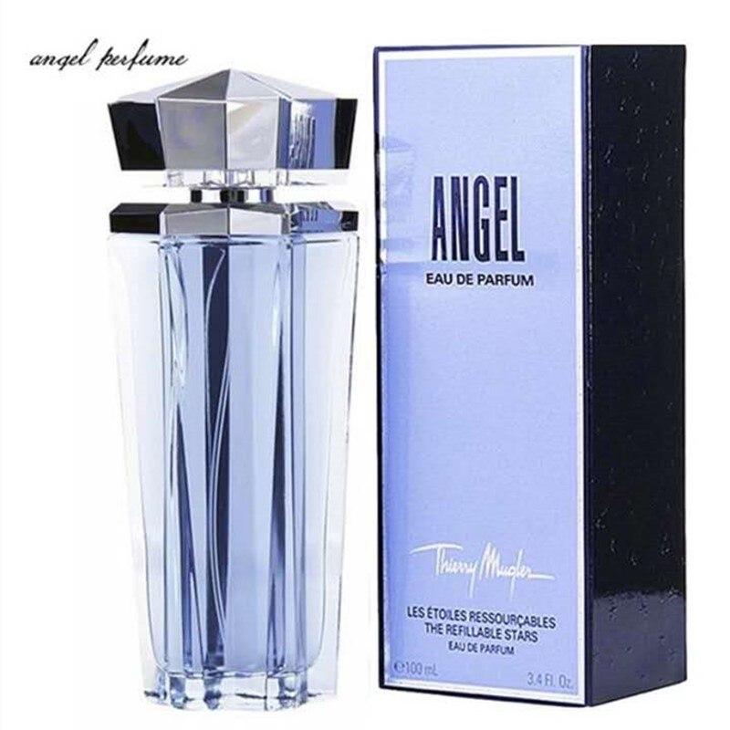 Free Shipping Parfume for Women ANGEL EAU DE PARFUM Natural Parfumes Mujer Originales Floral Fragrance Vaporisateur Spray