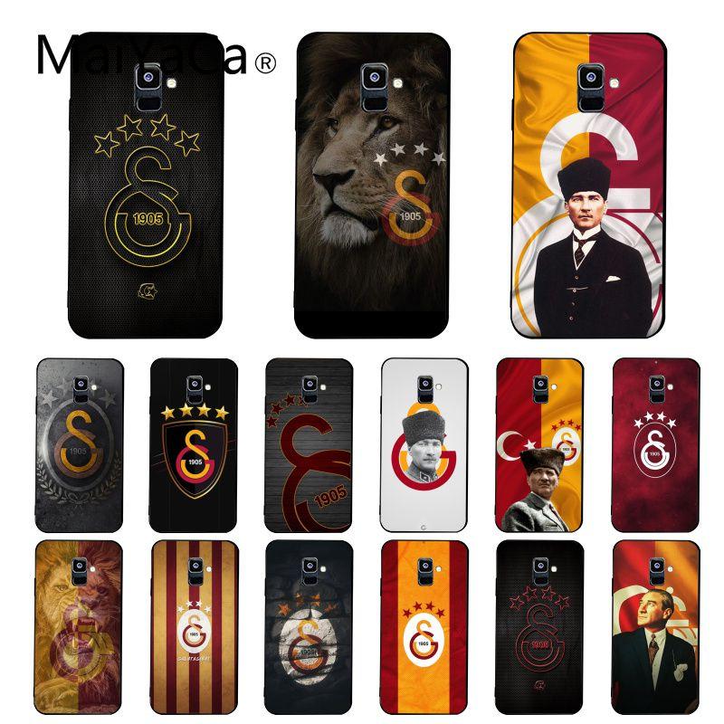 Maiyaca Турция Галатасарай Мустафа SK чехол для телефона для samsung Galaxy A7 A50 A70 A40 A20 A30 A8 A6 A8 плюс A9 2018