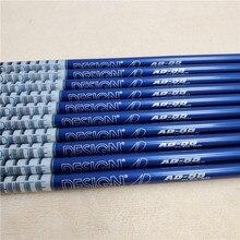 Le nouveau 10 pièces de Tour AD-55 R/SR/S bleu Golf AD Golf Tour AD graphite golf fer bleu arbre livraison gratuite