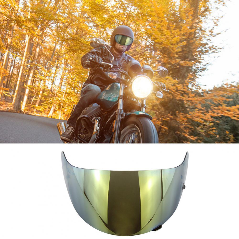 50% Hot Sales!!! Helmet Visor Lens High Flexibility UV Protection Safe Full Face Motorcycle for CL-16 CL-17 CL-ST CL