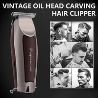 hair trimmer beard cordless hair cutter multi functional hair clipper with 3 limited comb rechargeable hair trimmer cutter kit