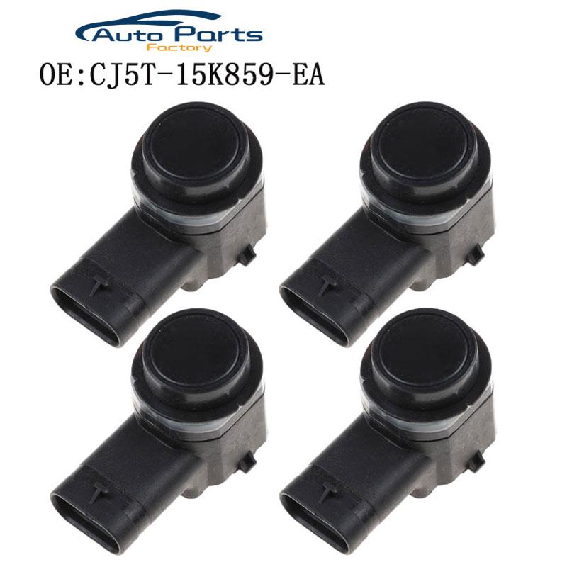 4 قطعة جديد PDC وقوف السيارات الاستشعار لفورد فييستا التركيز غالاكسي كوغا مونديو S-ماكس CJ5T-15K859-EA CJ5T15K859EA