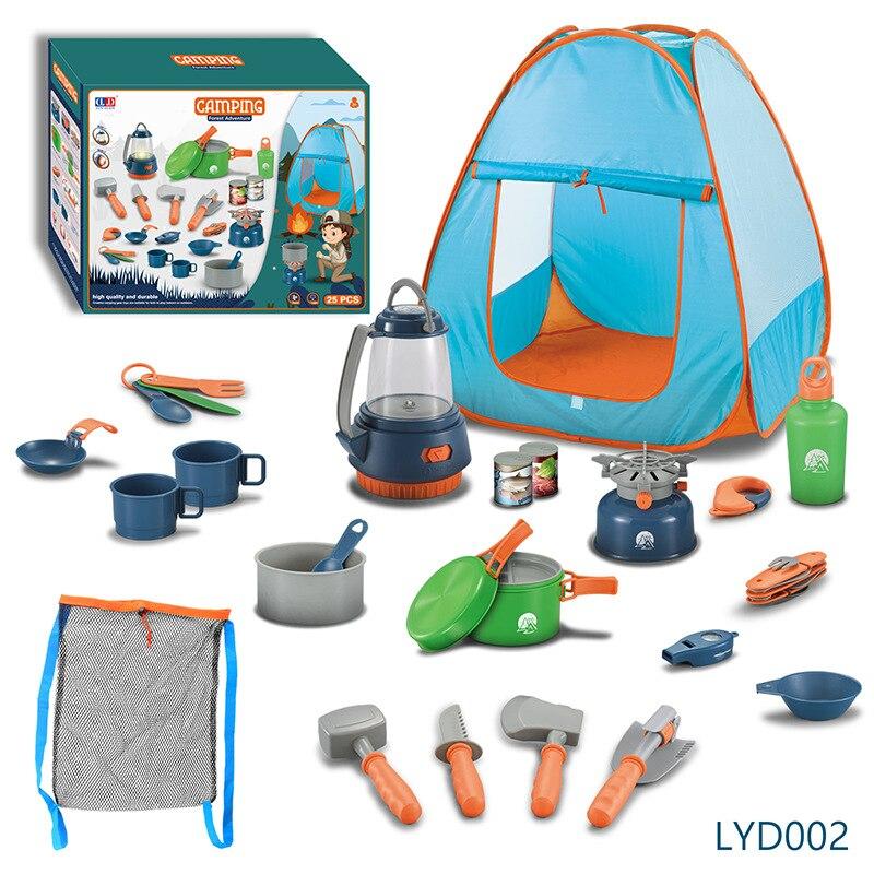 Детский игровой дом, палатка для кемпинга, домик, палатка для девочек, большой дом, складная Игровая палатка, игрушки, Детская комнатная фото...