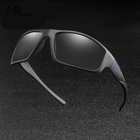2021 outdoor sunglasses cycling fishing driving gafas new color men anti blue changing polarized glasses