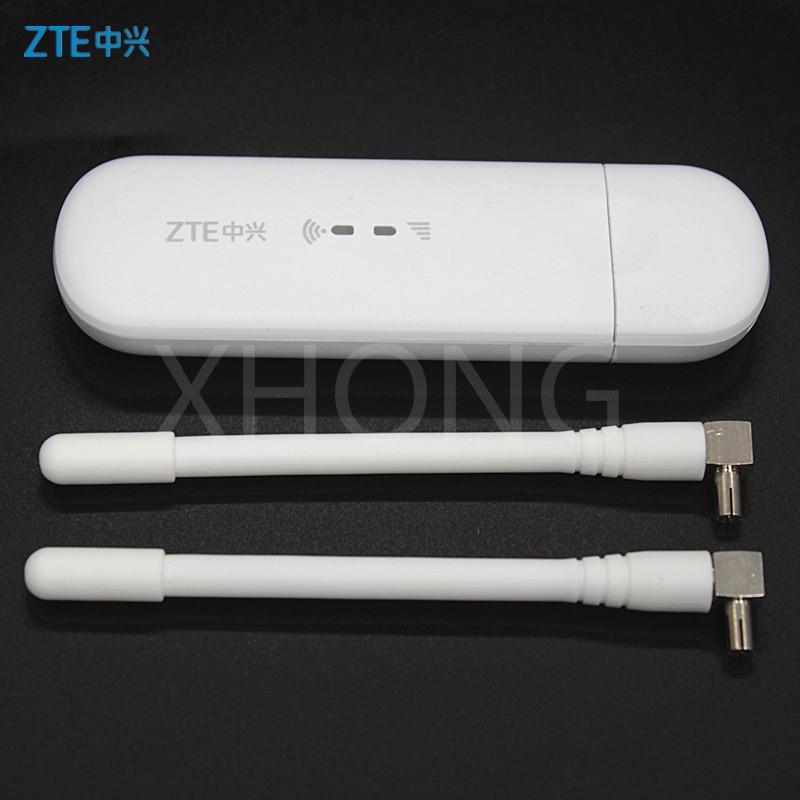 ZTE módem 4G MF79u huawei E3372 E3372h-607 con antena LTE 4G USB WiFIi módem 4G LTE módem de Dongle USB tarjeta SIM 4G pk E8372