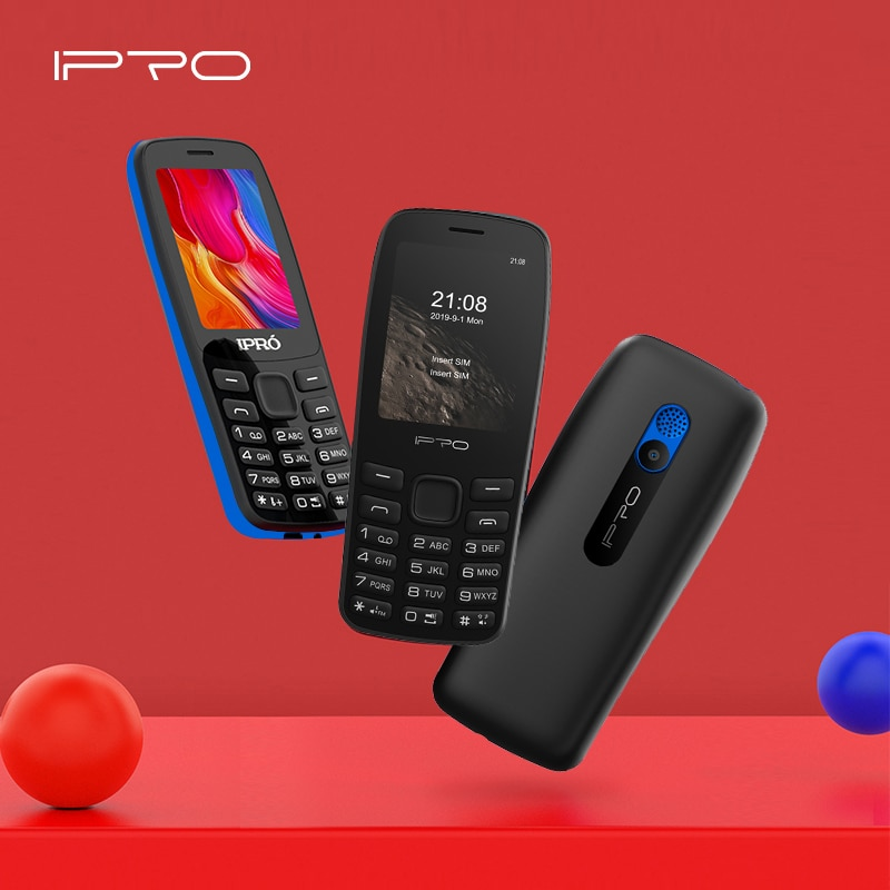 Featured Phone IPRO A25 2.4