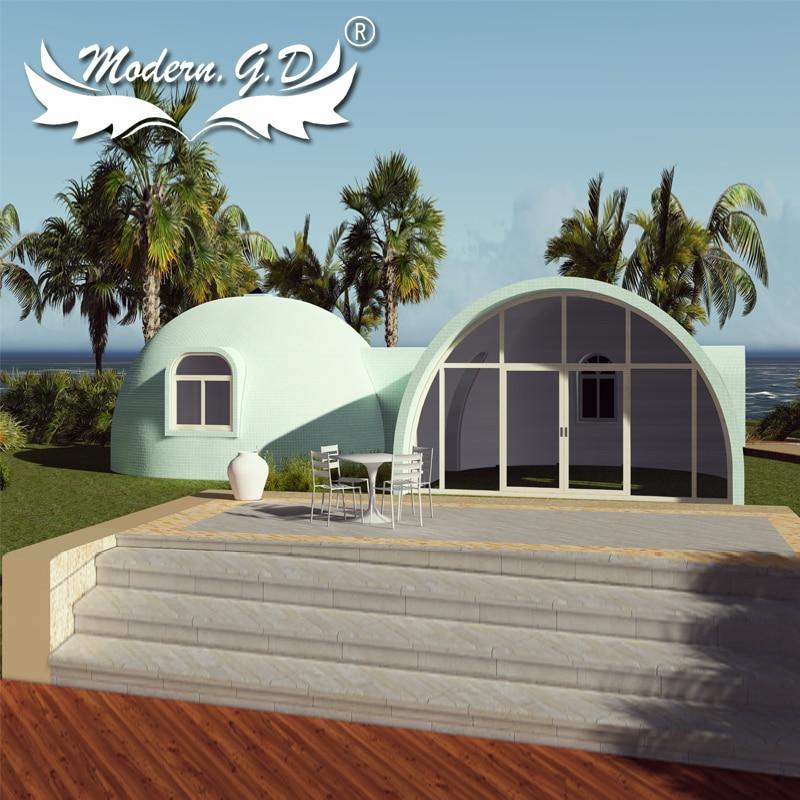 지진 방지 Wohncontainer Haus Dome homestay house