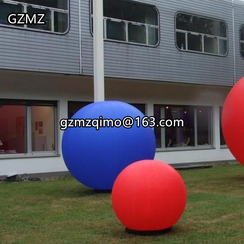 Luces RGB portátiles cono inflable decoraciones de boda Led cono inflable