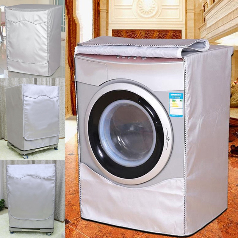 4.5-10kg Automatic Roller Washing Machine Covers Dustproof Waterproof Breathable cover Household Dustproof Washing Machine Cover