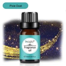 Inagla Fairy Dust Fragrance Oils 10ml Essential Oil Clean Cotton Black Pepper Cool Musk Clove Leaf C