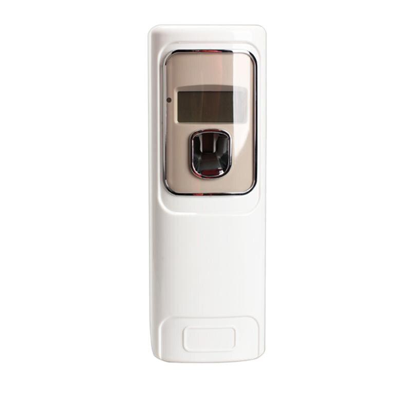 Mejores OFERTAS ambientadores Lcd dispensador de Aerosol montado en la pared para oficina hogar Hotel baño fragancia pulverizador de Perfume automático M