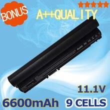Apexway RFJMW Laptop Battery for DELL Latitude E6320 E6330 E6220 E6230 E6120 FRR0G KJ321 K4CP5 J79X4 7FF1K 6600mAh 9 Cells 11.1V