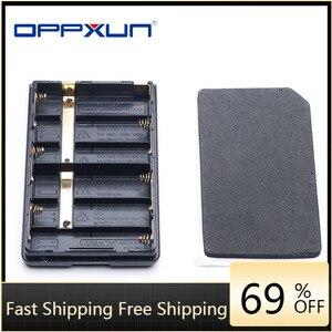 Battery Case Shell Pack for Yaesu/Vertex Standard Radio Battery Case VX-400 HX370 FT-60R/E VXA-300 VX-160 FBA-25A Battery Case