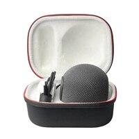 Nouveau boitier de haut-parleur Portable sans fil Bluetooth EVA pour Apple HomePod mini Protection de haut-parleur Bluetooth