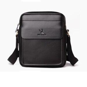 New style men 's bag single shoulder bag in small hanging bag business leisure men' s cross border special bag