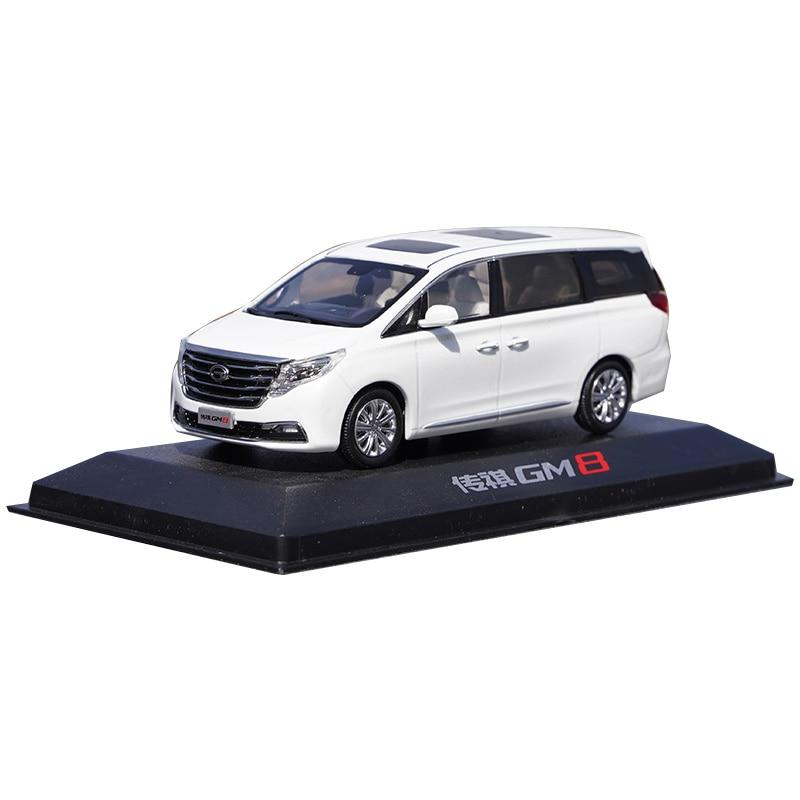 modelo de carro de simulacao com fundicao em metal 1 43 gac trompchi gm8 veiculo