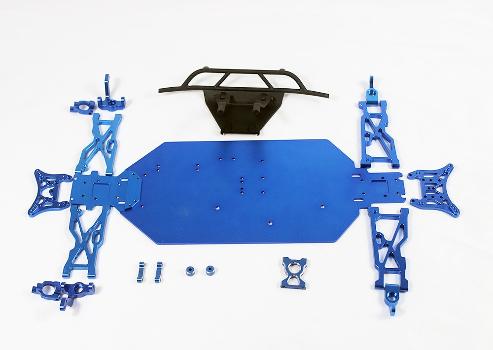 Rc مجموعة أدوات ترقية قطع غيار السيارات ل Vrx سباق كوبرا RH818/RH817 ، 10909/10910/10917/10915/11020/11021