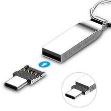 USB-C Connettore Tipo C USB 3.1 Tipo-C Maschio a Femmina del USB OTG Adattatore del Convertitore Per Tablet Android Phone flash Drive U Disk