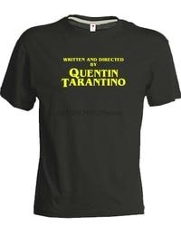 T-Shirt directed by Quentin Tarantino CINEMA Mens Ladies Black Director Gift