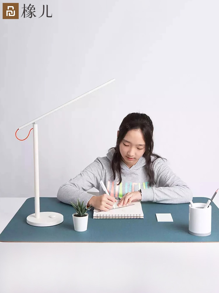 Xiaomi tapete de mesa natural cortiça temperatura constante estudante esteira de mesa proteção ambiental