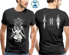 Chemise de Baphomet darktrône S M L Xl t-shirt trône foncé noir métal Officl t-shirt 3d hommes chaud pas cher noir t-shirt homme