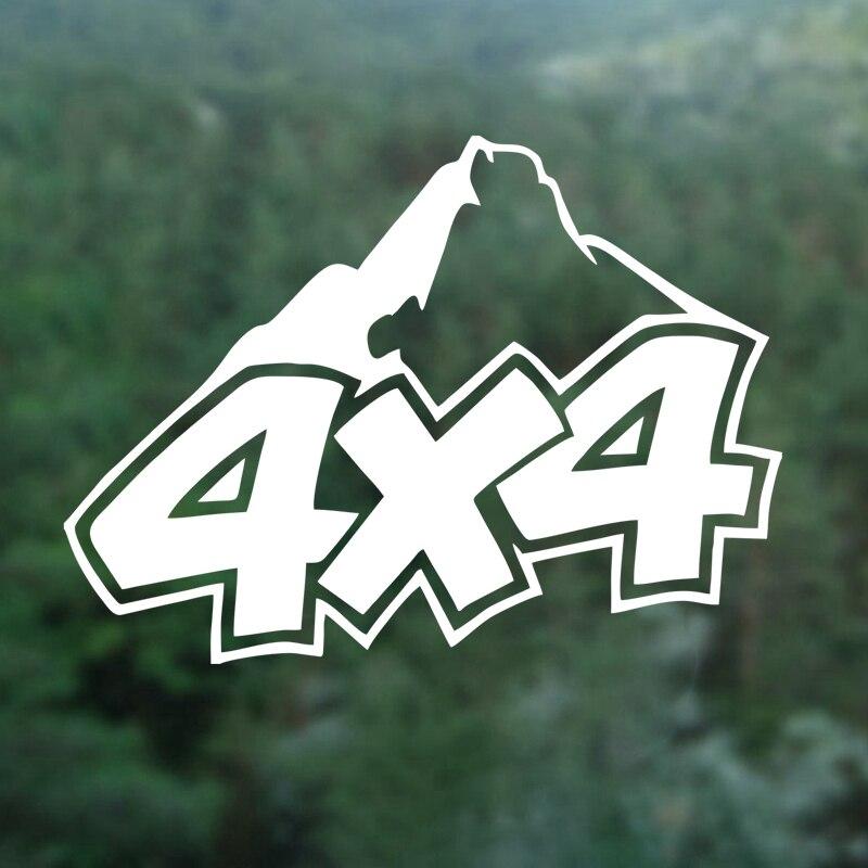 40349# наклейки на авто горы 4х4 водонепроницаемые наклейки на машину наклейка для авто автонаклейка стикер этикеты винила наклейки стайлинга ...