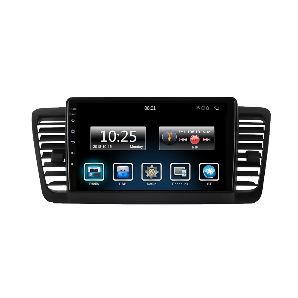 Фото - Автомагнитола 2 Din, мультимедийный видеоплеер для Subaru Outback 3 Legacy 4 2004-2009, автомагнитола с FM, Автомагнитола для Carplay автомагнитола 2 din мультимедийный видеоплейер с gps навигацией bluetooth carplay dvd для toyota venza 128 2008 6g 2016g