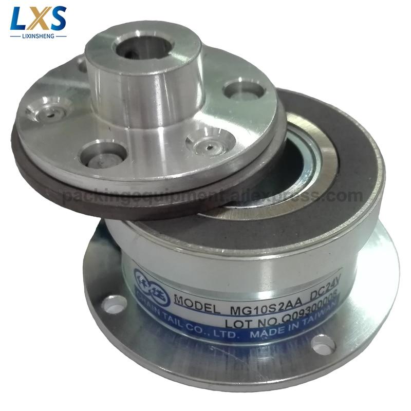 100% Original CHAIN TAIL MG1 Miniature Electromagnetic Brake Clutch MG10S2AA DC24V