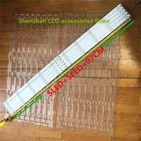 10PCS FOR Changhong 49D2000 UD49D6000I 49U1 LCD TV backlight bar CHGD49LB14 CHGD49LB1 10LED=97CM 3V 100%NEW