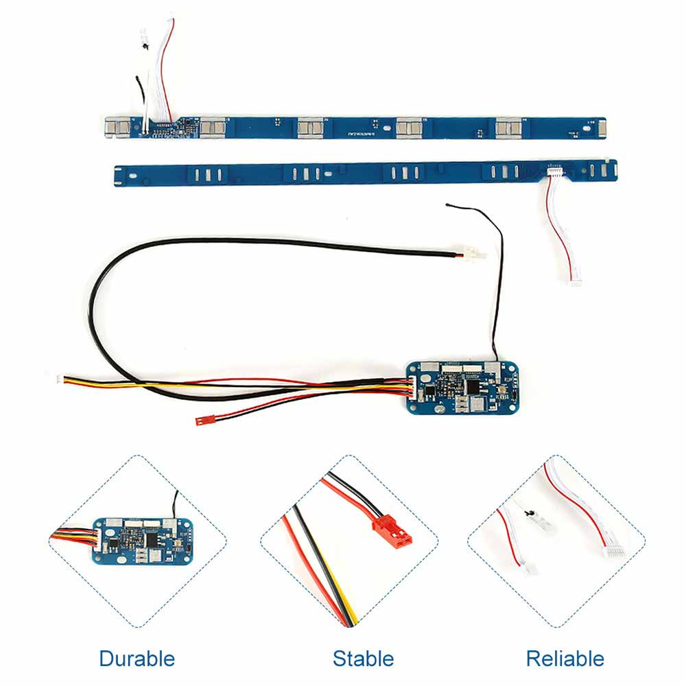 bluetooth board electric scooter and switch panel m365 upgrade circuit board instrument for xiaomi 87hf Electric Scooter Battery Protection Board BMS Circuit Board with Edge Kit For Xiaomi M365 Pro Electric Scooter Accessories