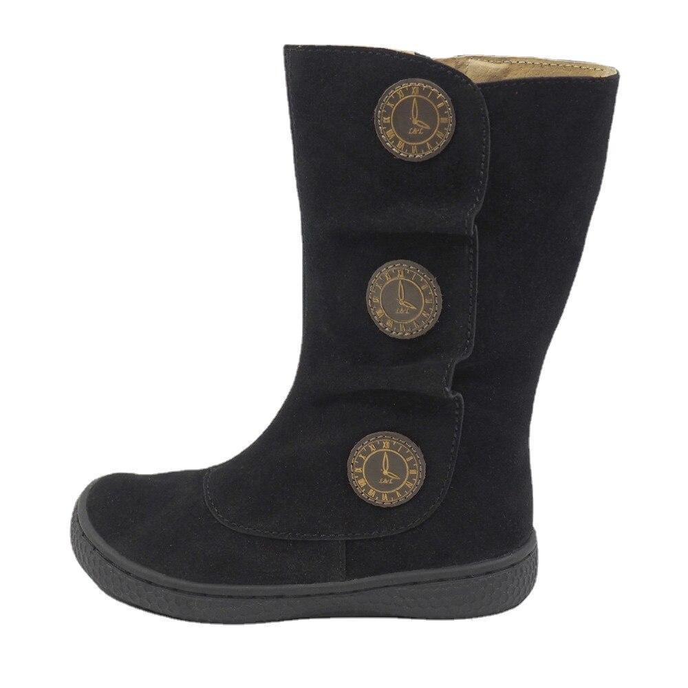 Livie & Luca أطفال أحذية الفتيات أحذية الأطفال الثلوج موضة الخريف والشتاء 2021 من أحذية رياضية من الجلد طفل GirlNew
