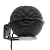 Support mural pour HomePod Mini  support de sortie de haut-parleur intelligent  economie despace  support de boite de son Durable pour Homepod Mini