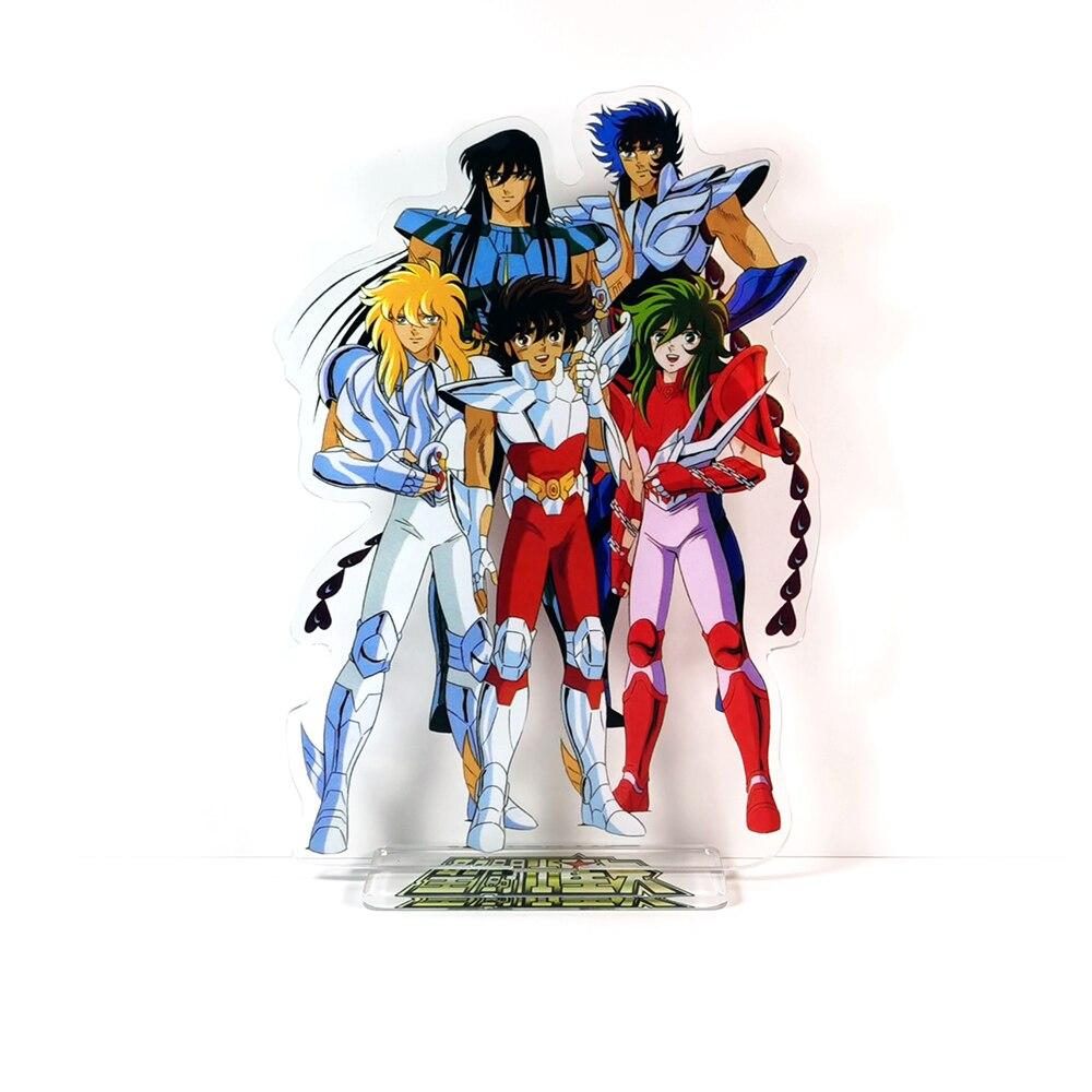 Demon slayer kimetsu não yaiba rengoku kyoujurou # b gm acrílico suporte figura modelo placa titular bolo topper anime