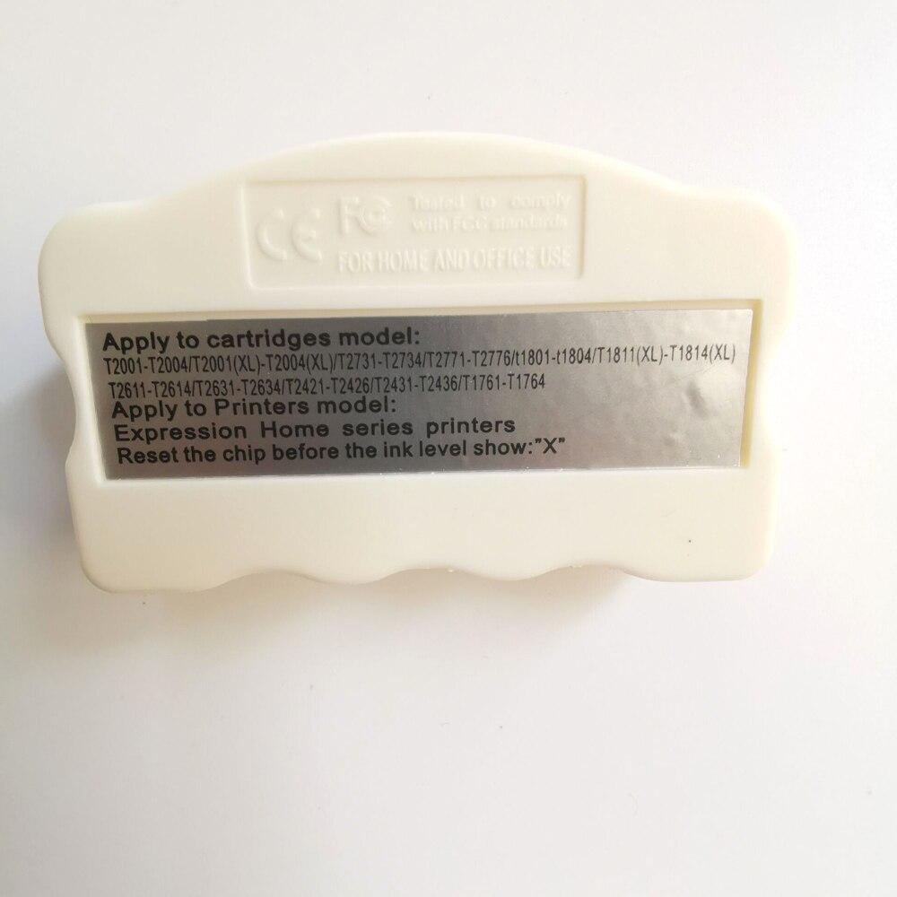 29xl T2991 T299XL cartrideg resetter chip para Epson xp-235 xp-245 xp-332 xp-342 xp-345 xp-432 xp-435 xp-442 resetter Chip
