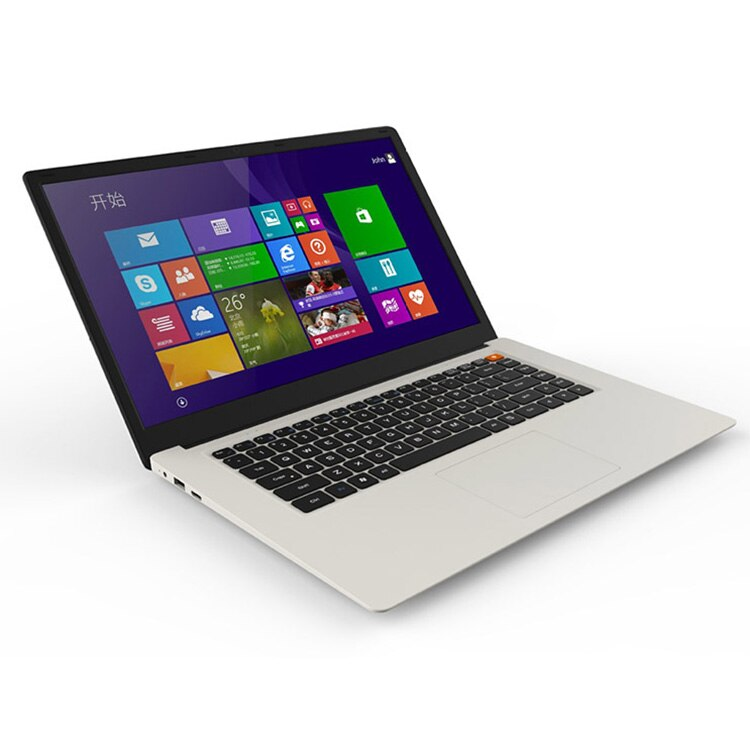 New arrival Laptop 15.6 inch four-core ultra-thin Business notebook student netbook is light, light and cheap