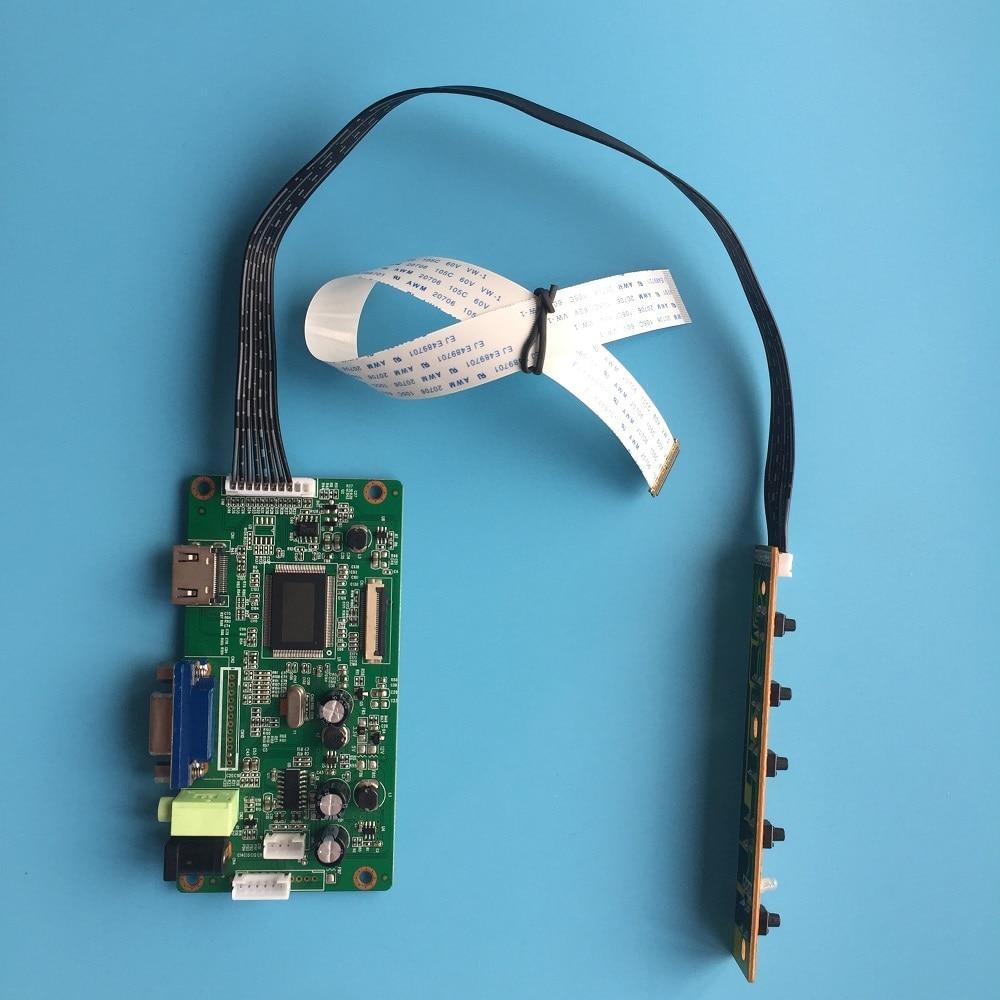 ل N140HCA-EAA/GA3 عدة VGA 30Pin تحكم مجلس سائق رصد سائق 14.0