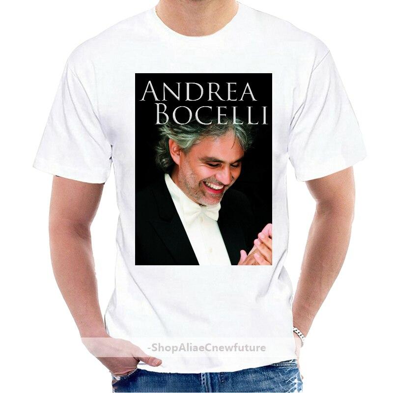 Andrea Bocelli 2021 Concert Tour T Shirt @003227
