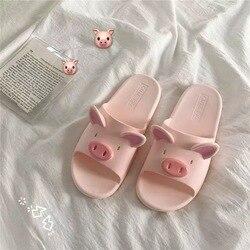 Тапочки со свинками