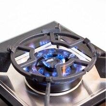 Wok Support de poêle en fonte   Universel, Support de poêle pour brûleur, cuisinière à gaz, outils de cuisine domestiques, accessoires de cuisine