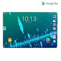 10-дюймовый планшет с восьмиядерным процессором, ОЗУ 6 ГБ, ПЗУ 2021 ГБ, 128 мАч, Android 6000