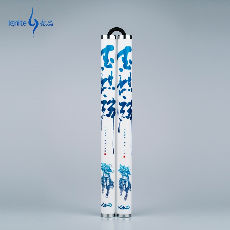 Ignição nunchakus nunchakus 2017 criança adulto nunchakus defesa física combo magnético nunchakus