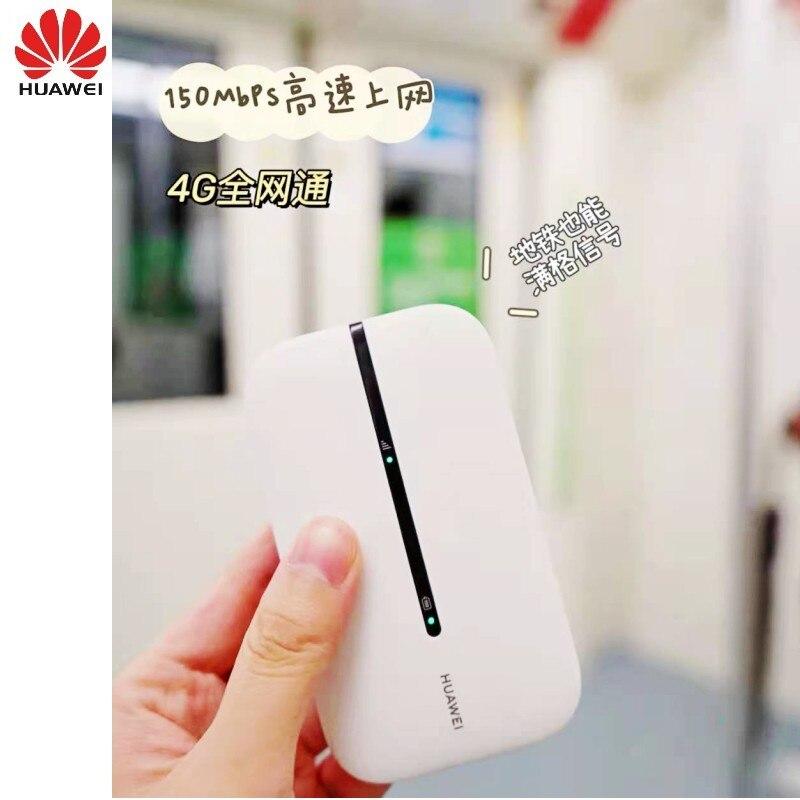 الأصلي Cat4 150Mbps هواوي E5576-320 جيب 4G واي فاي راوتر دعم HiLink والتطبيق الذكي