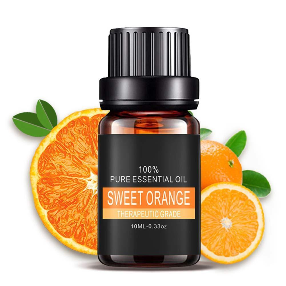 10ml Massage Natural Aromatherapy Essential Oil Relieve Fragrance Massage Kinds EssentialOil Care Sk