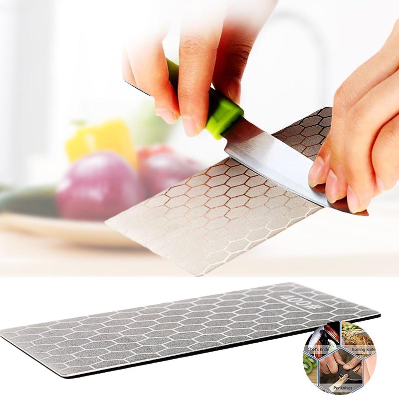 DIDIHOU Diamond Knife Sharpening Stone   Ultra-thin Honeycomb Surface Whetstone Grindstone Cutter Tool Set