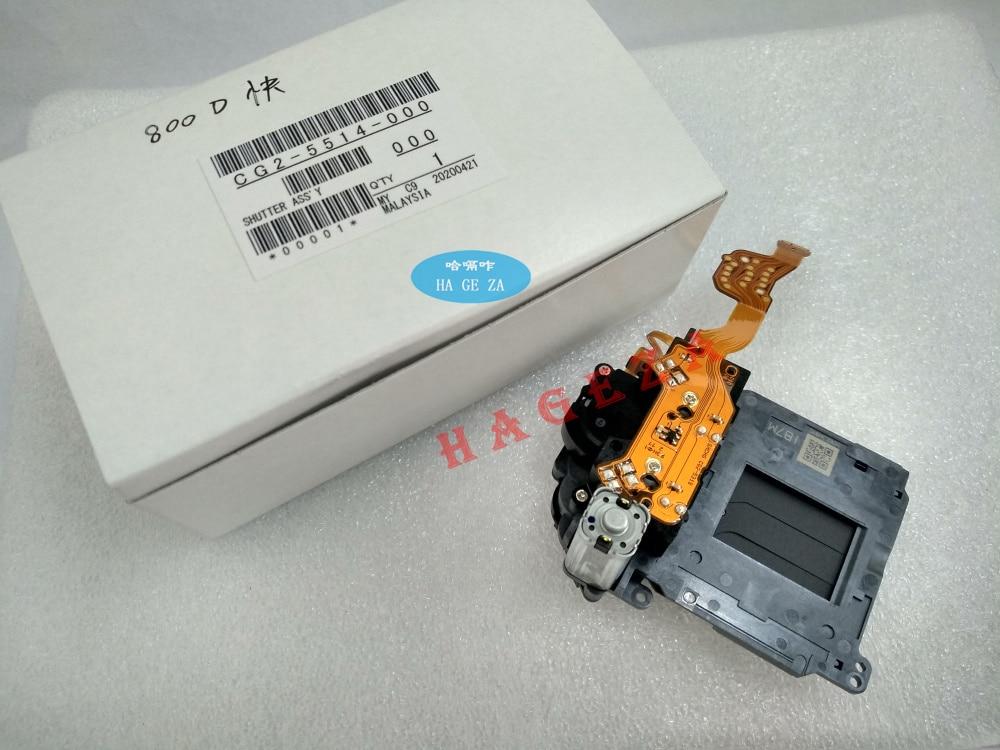 New Original For Canon EOS 800D Shutter Blade Group Unit Assembly Repair Part CG2-5514-000