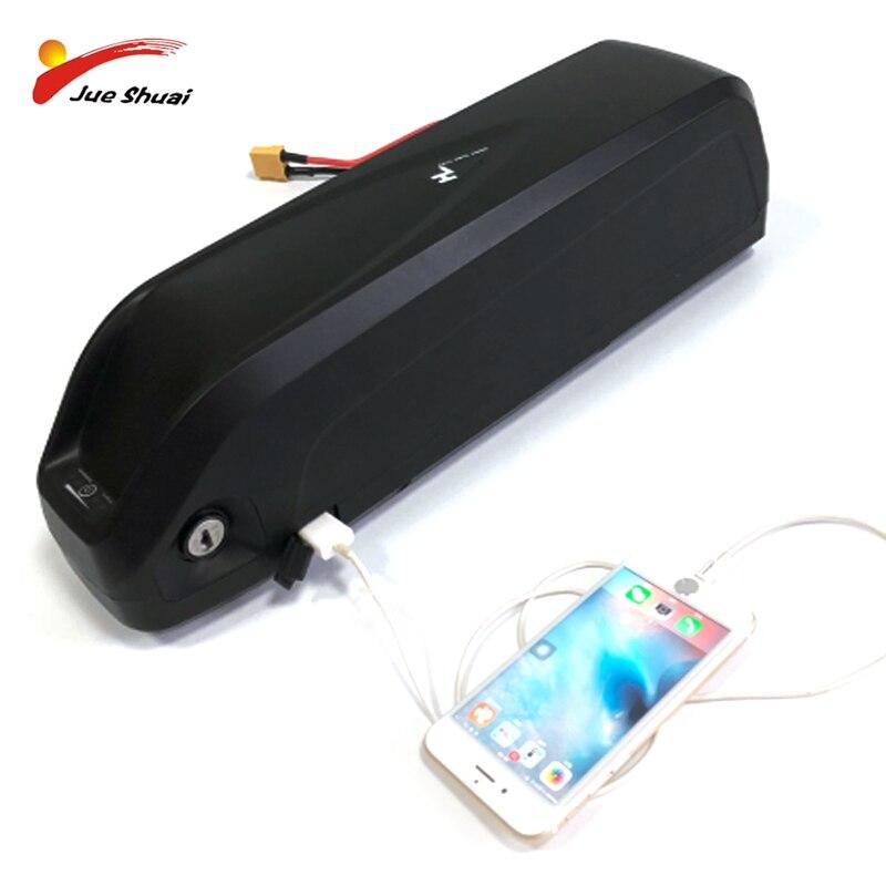 Batería para bicicleta eléctrica de 36v y 48v, batería 10, 12, 13, 15, 18, 21Ah, Samsung y LG 18650, paquete de celdas con cargador, batería de litio, puerto USB